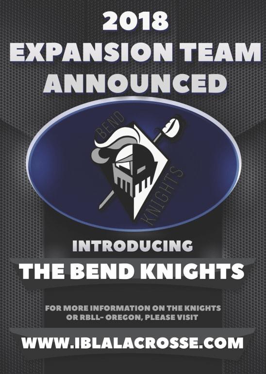 bend knights IBLA RBLL Oregon