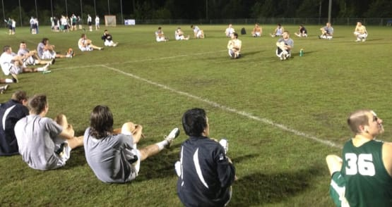 cal poly lacrosse stretch