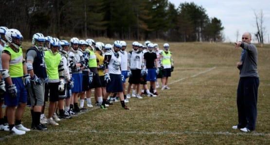 Mercersburg Academy Lacrosse Training
