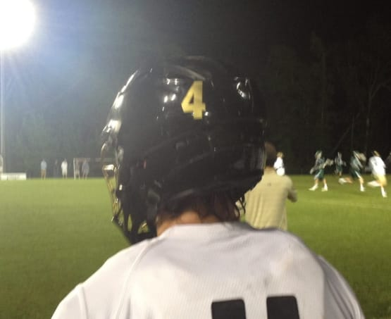 red hot buffs lacrosse helmet