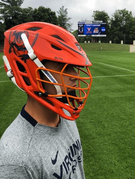 lacrosse helmet rankings Virginia