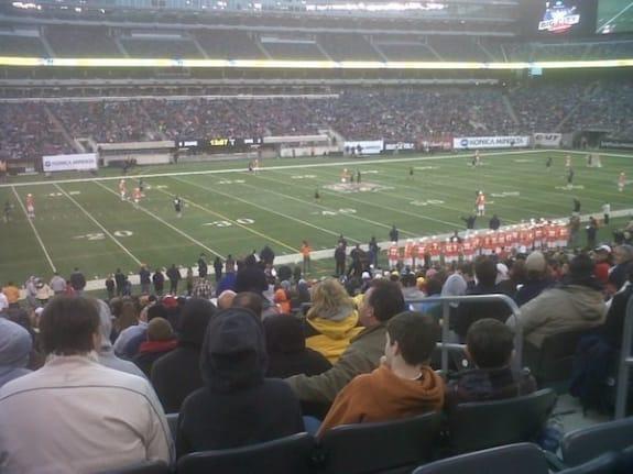 Big City Classic Lacrosse Syracuse Up 2-0