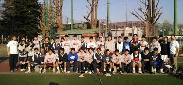 japan college lacrosse club