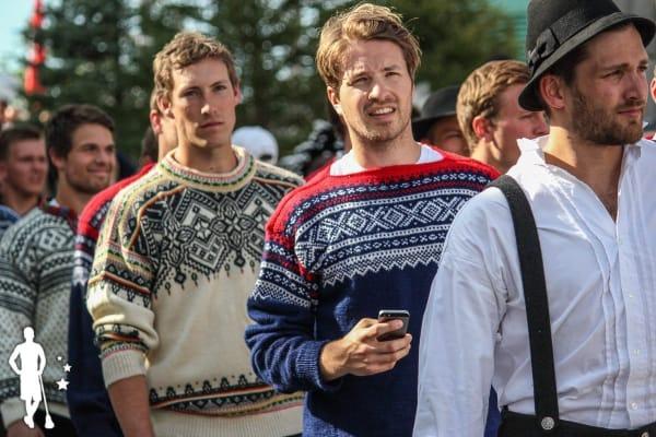 Norway - 2014 World Championships Opening Ceremony-24