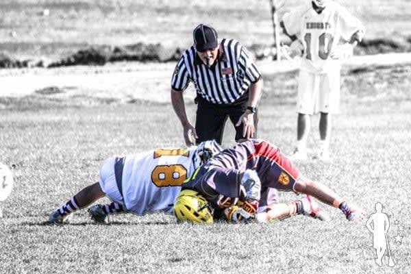 Faceoff bishop kelly vs hellgate high school lacrosse