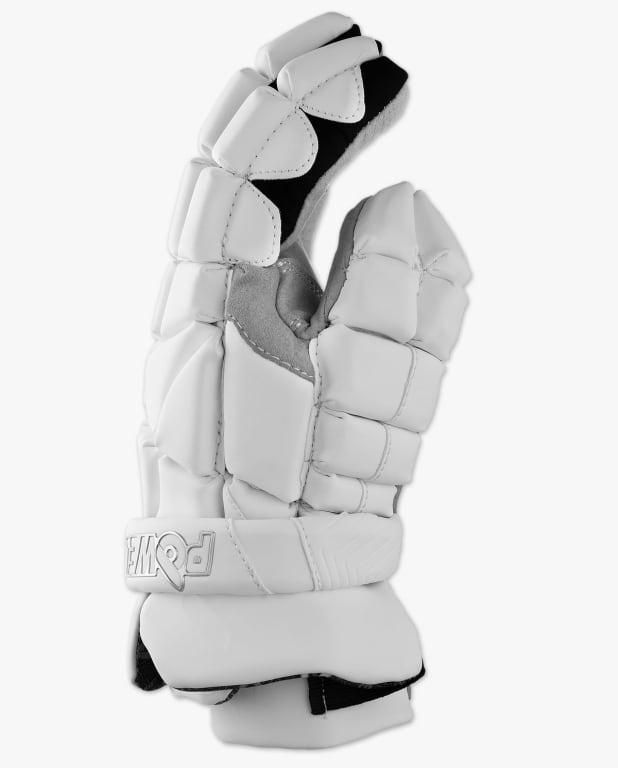 Powell Switchback Gloves - White
