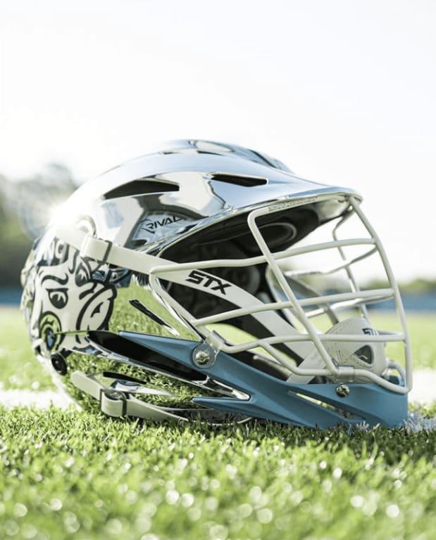 lacrosse helmet rankings North Carolina