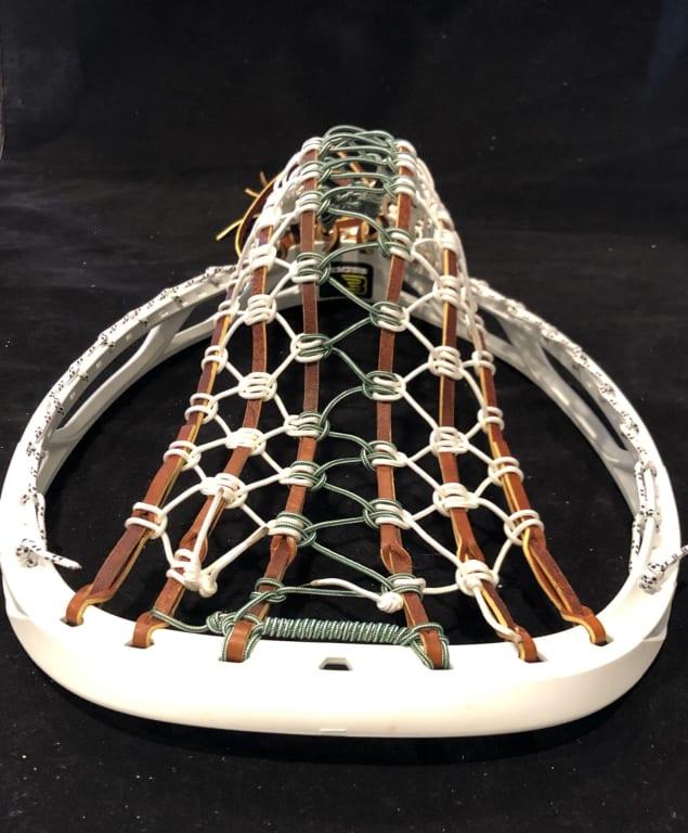 space commander lacrosse goalie stick #thegopherproject