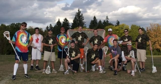 Rhino Lacrosse camps coaching staff