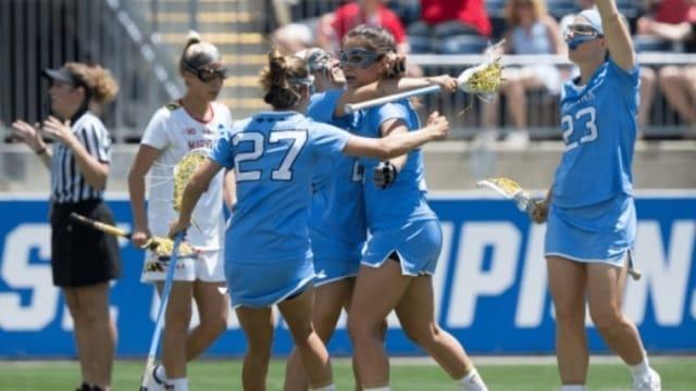 UNC Women's NCAA DI National Championship Recap NCAA Lacrosse Tournament