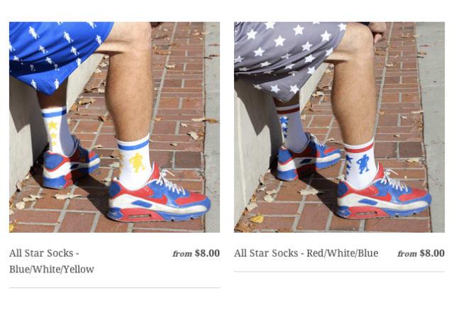 All Star Socks