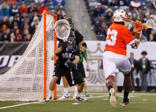 Cuse closes out Duke 13-11- 1