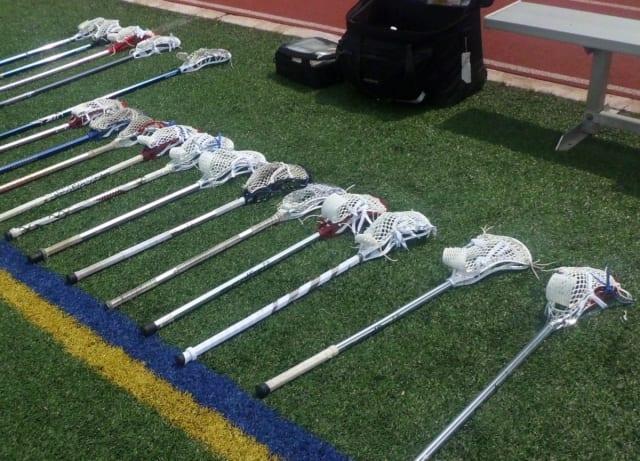 usa u19 lacrosse sticks