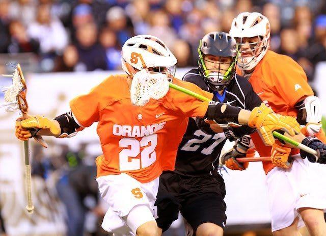 Cuse closes out Duke 13-11- 5