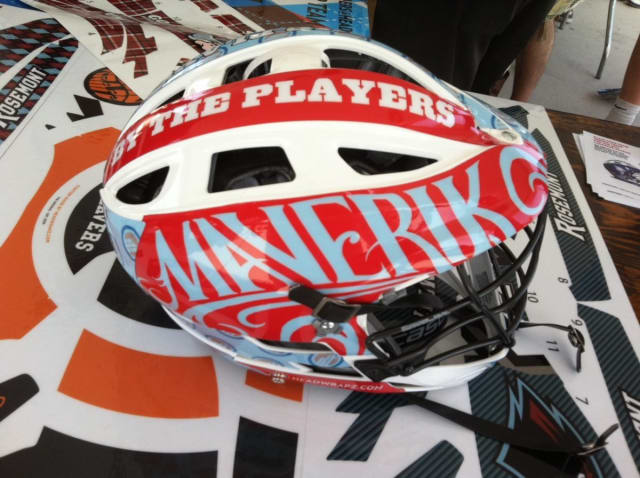 Maverik Lacrosse Head Wrapz Best of the West Lax