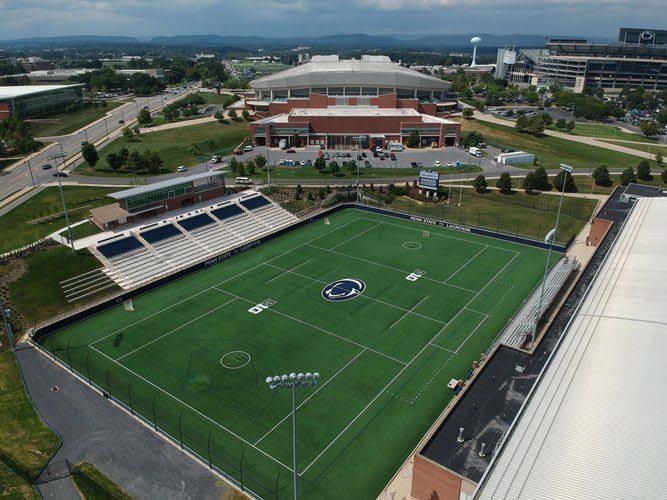 College Lacrosse Venues