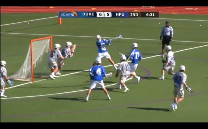 duke high point lacrosse