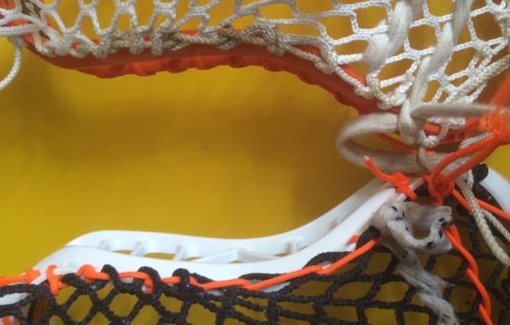 lacrosse stringing patterns