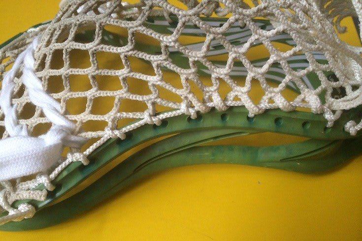 sidewall stringing pattern