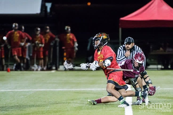 Guelph lacrosse Credit: SPORTDAD Sports Photography