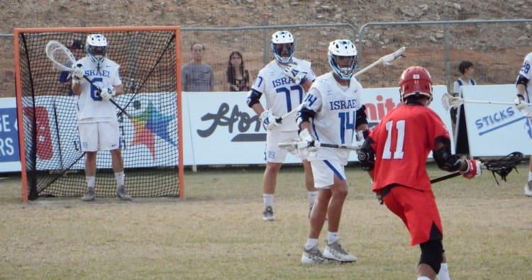 japan lacrosse offense