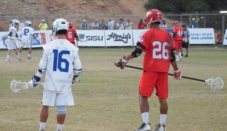 japan israel lacrosse