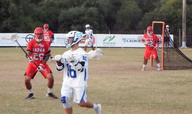 japan lacrosse defense