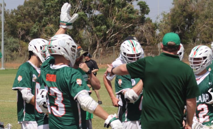 ireland lacrosse