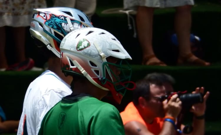 mexico lacrosse World Championships FINAL