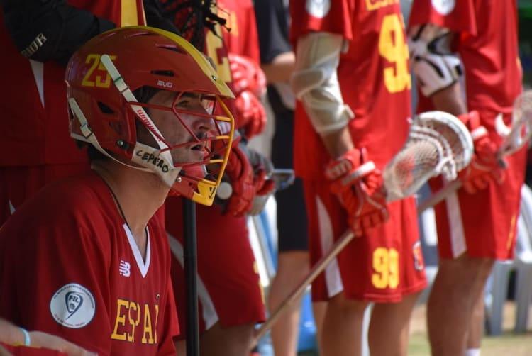 Spain Lacrosse Fernando Martinez Sierra