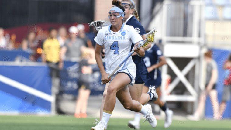 UNC Women's NCAA Lacrosse