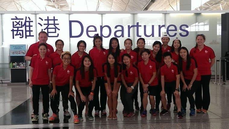 Hong Kong Lacrosse Traveling Teams - 2015 Berlin Open & Training in Perth