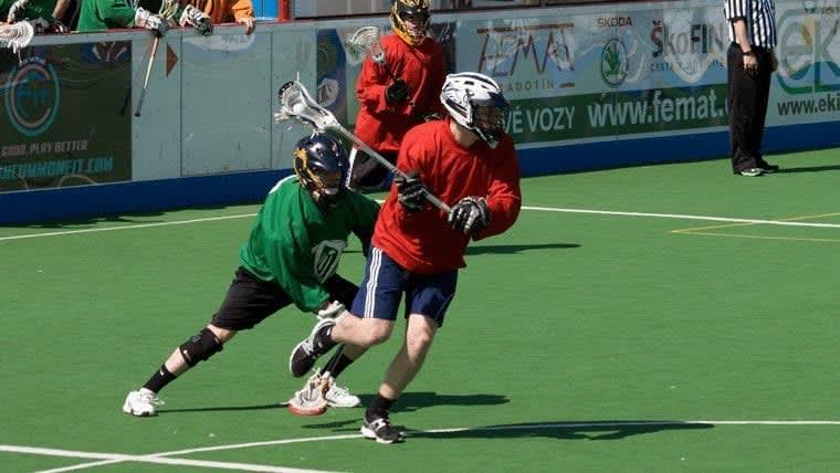 Switzerland box lacrosse WILC 2015