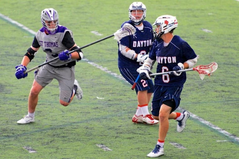 St. Thomas vs Dayton MCLA Tournament 2015 Photo Credit Robert White