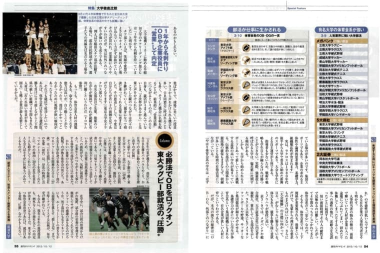 Japanese magazine best Japanese jobs