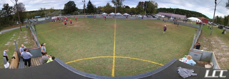 LASNAI 2017 outdoor box box lacrosse outside Onondaga Nation
