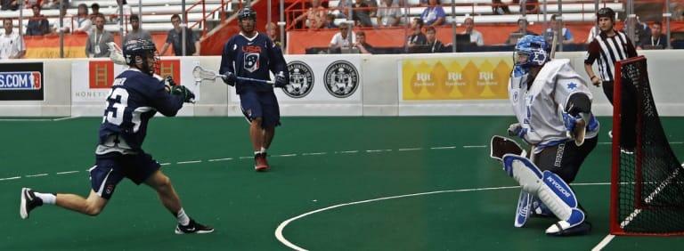 Drew Snider Team USA box lacrosse WILC 2015