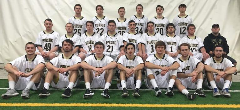 Purdue Lacrosse 2016 MCLA