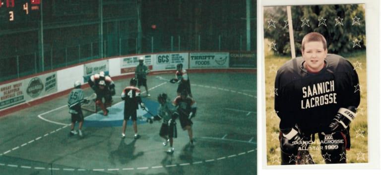 Ray Hodgkinson Ray Hodgkinson minor lacrosse