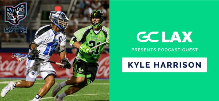 Kyle Harrison GameChanger Podcast Game Changer