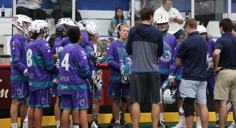 Jr. Knighthawks Jr. NLL box lacrosse box lacrosse rules