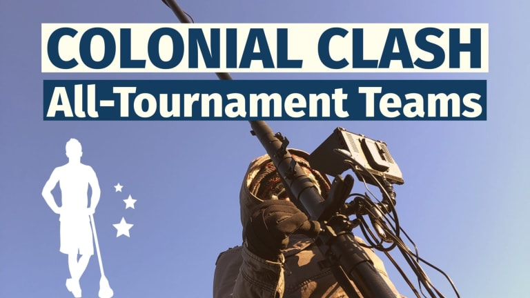 Colonial Clash All-Tournament Teams