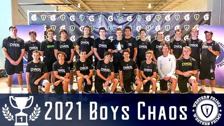 Boys 2021 Chaos