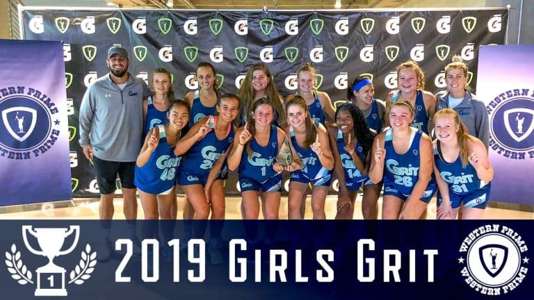 2019 Girls GRIT Dallas
