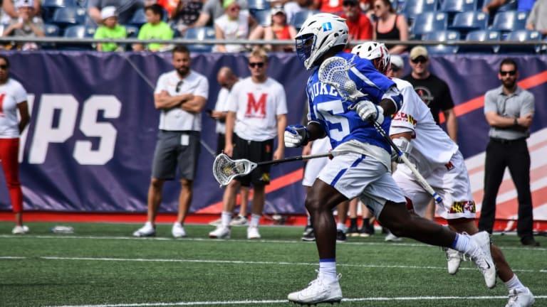 Duke vs Maryland 2018 NCAA Semifinals Ryan Conwell