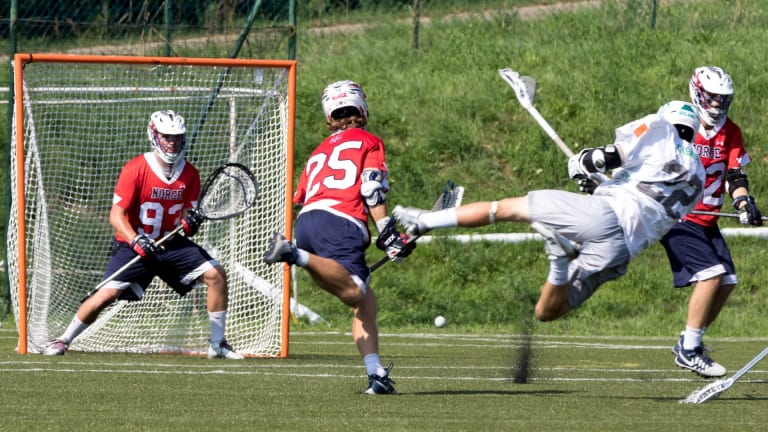 Image result for norway lacrosse laxallstars