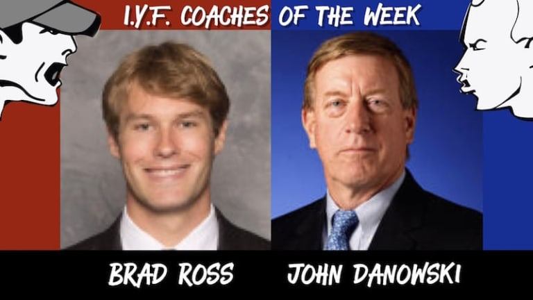 IYF Coaches of the Week