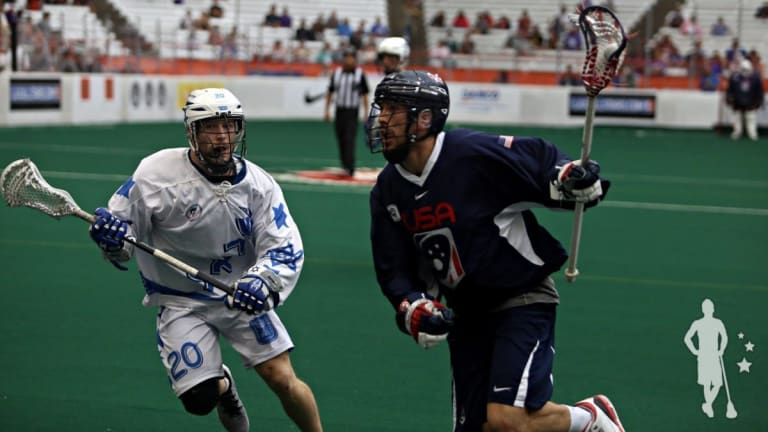 Team USA Settles With Bronze, Defeats Israel 15-4