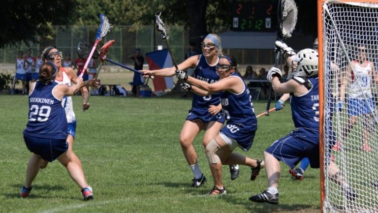Finland women lacrosse
