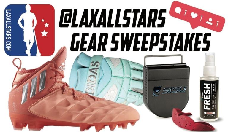 LaxCon LaxAllStars Gear Sweepstakes - Contest Winners